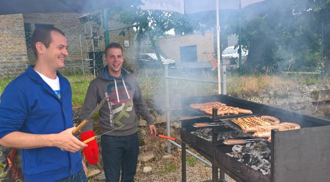 Barbecue du village : 02/07/2017